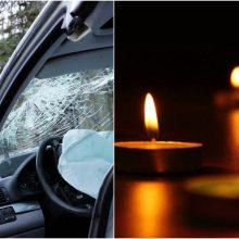 Švenčionių rajone eismo įvykis pareikalavo jauno vyro gyvybės