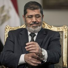 Staiga miręs buvęs Egipto prezidentas M. Morsis palaidotas Kaire
