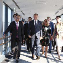 G20 viršūnių susitikime dominuos prekybos karo ir įtampos Irane temos
