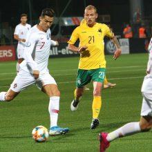 Įspūdingą šou rungtynėse surengęs C. Ronaldo: nemeluosiu, tokie pasiekimai – malonūs