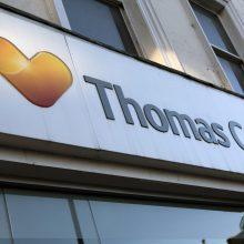 """Bankrutavo ir """"Thomas Cook"""" padalinys Belgijoje: darbo neteks 500 darbuotojų"""