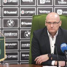 Paskelbta futbolo rinktinės sudėtis rungtynėms su Portugalija ir Naująja Zelandija