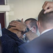 Prezidentui atsidūrus ligoninėje Čekijoje – porinkiminė nežinia