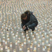 Sekmadienis – Pasaulinė diena žuvusiems eismo įvykiuose atminti