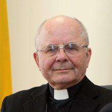 Būsimasis kardinolas S. Tamkevičius: išbandymo laisve Lietuva kol kas neišlaikė