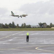 Vilniaus oro uoste plės lėktuvų riedėjimo takus: investuos 11 mln. eurų