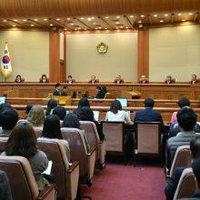 Pietų Korėjoje abortų draudimas pripažintas prieštaraujančiu konstitucijai