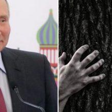 Sibiro šamanas pasiryžo iš V. Putino išvaryti demoną