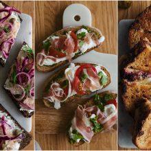 Atskleidė, kokia duona dabar madinga ir su kuo ją valgyti <span style=color:red;>(receptai)</span>
