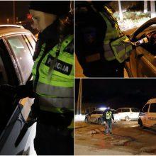 Kauno policijai įkliuvo girti vairuotojai – nuo dviratininko iki traktoristo