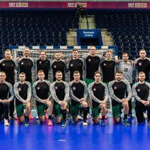 Netikėta kliūtis: Lietuvos rankinio rinktinė neišskrido į rungtynes Izraelyje