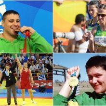 Iki olimpinio debiuto – įspūdingais skaičiais grįstas kelias