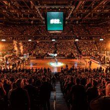 Vyriausybė patvirtino krepšinio rungtynių organizavimo tvarką