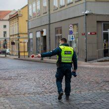 Uostamiesčio gatvėse ir toliau laksto girti vairuotojai: per keletą valandų sučiupti net šeši