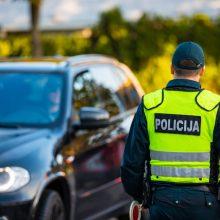 Savaitė uostamiesčio keliuose: išaiškinti 9 girti vairuotojai, užfiksuoti 499 KET pažeidimai