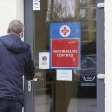 Vakcinacijos centro vieta Klaipėdoje – dar neaiški