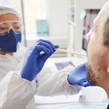 Per parą Lietuvoje nustatyti 1109 koronaviruso atvejai, mirė vienuolika žmonių