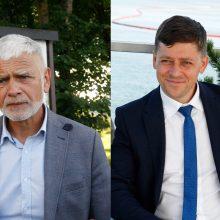 Klaipėdos rajone – mūšiai dėl valdžios