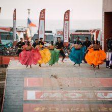 Septintąjį Dakarą pasitinkantis B. Vanagas: jaučiuosi kaip niekad ramus