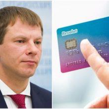 """V. Šapoka: dėl """"Revolut"""" galima vėl kreiptis į komisiją, jei yra naujos informacijos"""