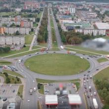 Lypkių gatvėje – laikinas kelias: kainuos 1,5 milijono eurų