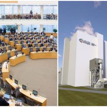 Seimas nepakluso prezidentei: atliekų deginimo jėgainių statybos bus sugriežtintos