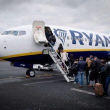 """Naujas """"Ryanair"""" maršrutas: skraidins emigrantų populiaria kryptimi"""