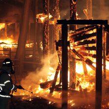 """Gindamasis nuo """"piktų jėgų"""" vyras padegė savo namą ir nužudė penkis kaimynus"""