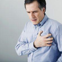 širdies ligų rizikos veiksniai, kurių negalite kontroliuoti