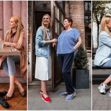 3 įvaizdžiai mamai ir dukrai: stilistė pataria, kaip atrodyti skoningai