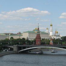 Maskva žada dėti visas pastangas, kad pagerintų santykius su JAV