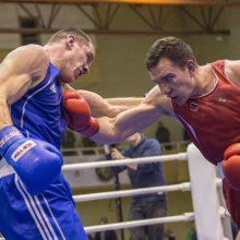 Lietuvos boksininkas T. Tamašauskas pateko į pasaulio čempionato aštuntfinalį