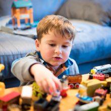 Vaikų psichologė: nepasiduokite mažamečių isterijos priepuoliams