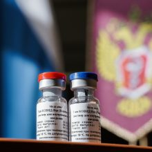 PSO siekia įvertinti Rusijos sukurtos vakcinos nuo COVID-19 klinikinius tyrimus