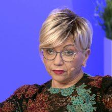 J. Tulčina: netikiu, kad apkūni moteris gali būti laiminga