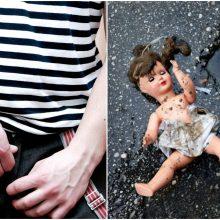 Skandalas Klaipėdoje: sulaikytas galimai mažametę tvirkinęs vyras