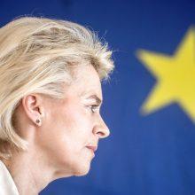 Antradienį turėtų paaiškėti, ar U. von der Leyen vadovaus Europos Komisijai
