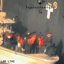 JAV didina spaudimą Iranui: paviešino nuotraukas, dislokuos daugiau karių