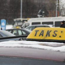 Klaipėdoje sumuštas taksi vairuotojas, nenorėjęs vežti girtų keleivių