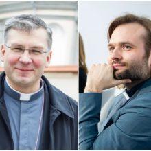 K. Kėvalas apie LGBT pyktį sukėlusį žinomą kunigą: visi turi lygias teises ir žodžio laisvę
