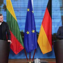 """G. Landsbergis: Lietuva nepirks """"Sputnik V"""" vakcinų, pasitikime Vakarų kompanijų vakcinomis"""