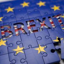 """EK vadovė: """"Brexito"""" susitarimo """"negalima pakeisti"""" įstatymu"""