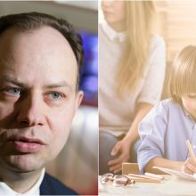 A. Veryga: psichikos sutrikimus turintiems šalies vaikams bus lengviau integruotis