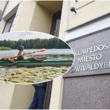 Klaipėdos savivaldybės darbuotojų atostogų pikas – rugpjūtį