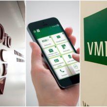 """Informacija dėl VMI ir """"Sodros"""" mokesčių – jau telefonu"""