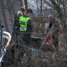Šiurpi nelaimė Šiauliuose: griovyje rastas negyvas vyras