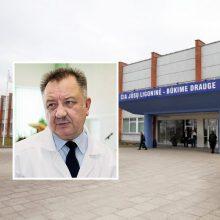 Koronavirusas Klaipėdoje: pacientų mažėja, situacija ligoninėje gerėja