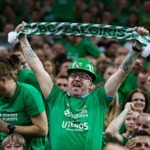 Po penkių mėnesių laukimo – žalia šviesa fanams: ar visi LKL klubai atvers arenų duris?