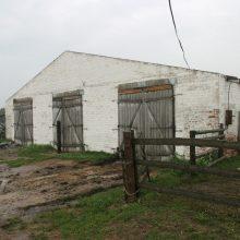 Iš fermos Kėdainių rajone pavogta turto už 9,2 tūkst. eurų