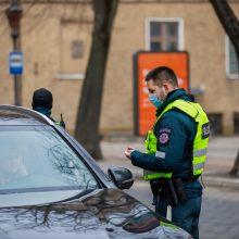 Klaipėdos pareigūnų laimikis: du neturintys teisės vairuoti ir trys neblaivūs vairuotojai
